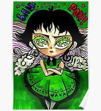 Powerpuff Girls - Buttercup Poster