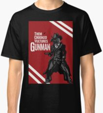 Them Crooked Vultures - Gunman Classic T-Shirt