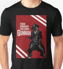 Them Crooked Vultures - Gunman Unisex T-Shirt