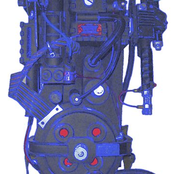 Ghostbusters Proton Pack by clearspace80
