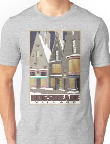 Hogsmeade Village Travel Poster Unisex T-Shirt