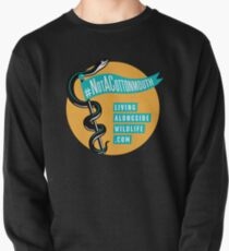 Not A Cottonmouth Pullover