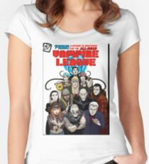 VAMPIRE LEAGUE Women's Fitted Scoop T-Shirt