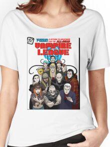VAMPIRE LEAGUE Women's Relaxed Fit T-Shirt