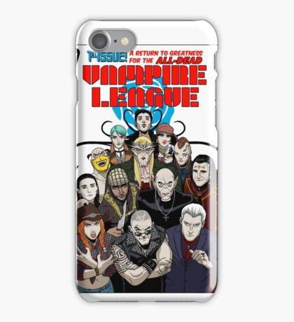 VAMPIRE LEAGUE iPhone Case/Skin