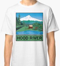 Oregon Scenic Byway - Hood River Classic T-Shirt