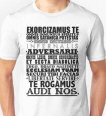 Exorcism Chant T-Shirt