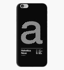a .... Helvetica Neue iPhone Case
