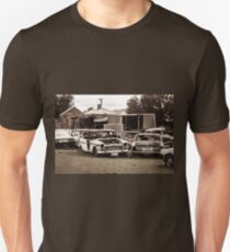 Rustic Cars T-Shirt