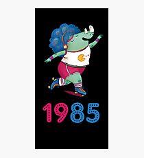 1985 Photographic Print
