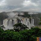 Iguazu Falls by Darren Freak
