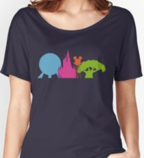The Magic Icons Women's Relaxed Fit T-Shirt