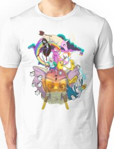 Ancient Psychic Tandem War Elephant  · Adventure Time  Unisex T-Shirt
