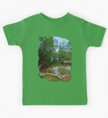 Romantic moments at the lake | waterscape photography Kids Clothes