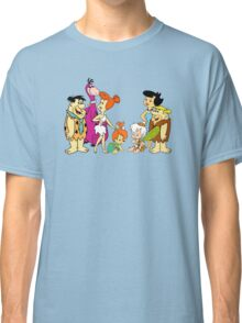 all familly Fred Flintstone Classic T-Shirt