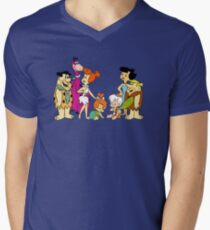 all familly Fred Flintstone T-Shirt