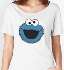 Cookie Monster (3) Women's Relaxed Fit T-Shirt