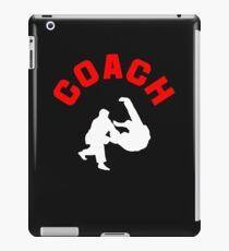 Judo Coach  iPad Case/Skin