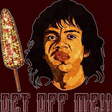 Get Off Me!! by supermejias