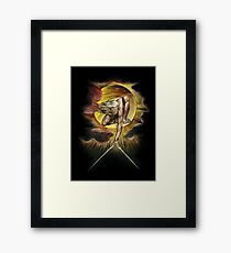 William Blake: The Ancient of Days Framed Print