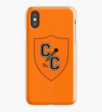 Chudley Cannons Logo iPhone Case