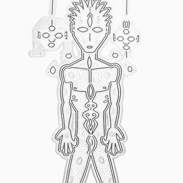 NeuroCosmic by brucerimell