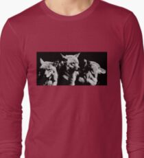 Three Brother Wolves T-Shirt