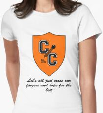 Chudley Cannons Logo with Motto T-Shirt