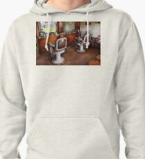 Barber - The Hair Stylist Pullover Hoodie