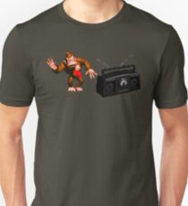 Donkey Kong Country - Rockin' Out T-Shirt