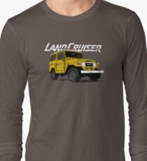 FJ40 land cruiser  Long Sleeve T-Shirt