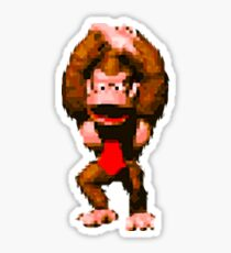 Donkey Kong Country - Cheer Sticker