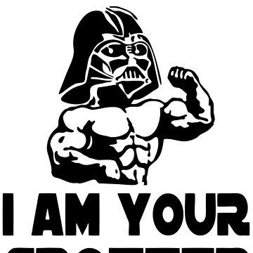 Luke I Am Your Spotter by worldfest16