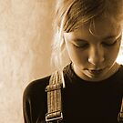 Girl In Sepia by LouJay