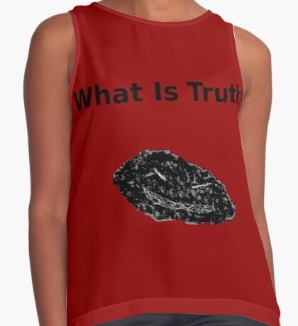 The Rauschmonstrum- What is Truth? Sleeveless Top