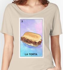 LA TORTA Women's Relaxed Fit T-Shirt