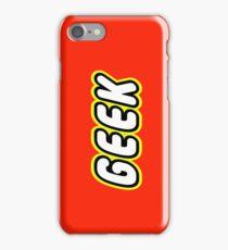 GEEK iPhone Case/Skin