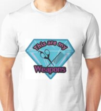 Hair Stylist Weapons T-Shirt