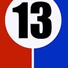 DLEDMV - Number 13 by DLEDMV
