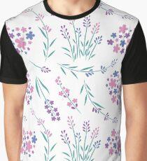 Lavander scent Graphic T-Shirt