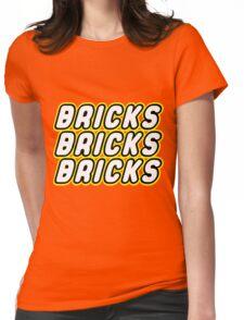 BRICKS BRICKS BRICKS, by Customize My Minifig T-Shirt