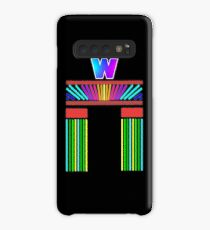 Retro wrestling entrance Case/Skin for Samsung Galaxy