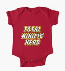 TOTAL MINIFIG NERD  One Piece - Short Sleeve