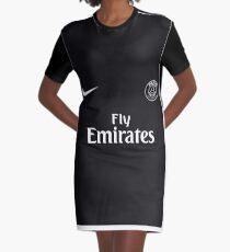 PSG PARIS Graphic T-Shirt Dress