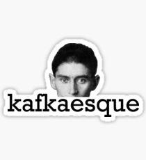 Kafkaesque Sticker