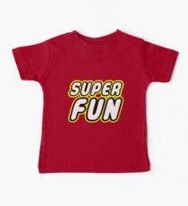 SUPER FUN Baby Tee