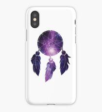 Catch all the dreams in your galaxy iPhone Case/Skin