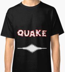 Earthquake wrestling Classic T-Shirt