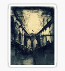 Brooklyn Bridge, NY Sticker