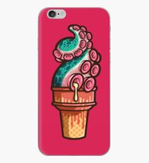 Swirly Tentacle Treat (gumdrop) iPhone Case
